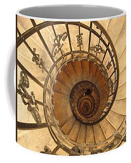 Budapest Staircase Coffee Mug