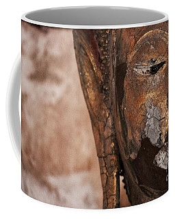 Coffee Mug featuring the photograph Budda In Lao by Nola Lee Kelsey