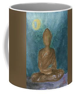 Buddha Abstract Coffee Mug