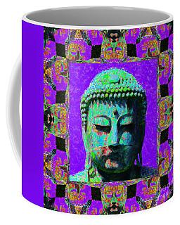 Buddha Abstract Window 20130130m28 Coffee Mug
