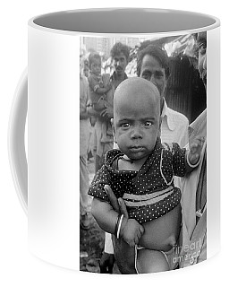 Buddha Baby, Mumbai India  Coffee Mug