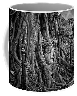 Buddha Head Ayutthaya Coffee Mug