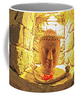 Buddha Light Coffee Mug