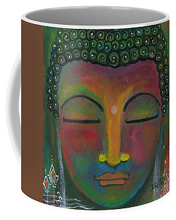 Buddha Painting Coffee Mug