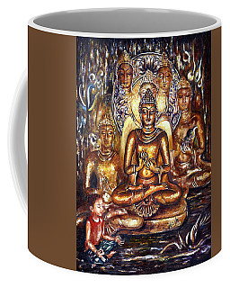Buddha Reflections Coffee Mug