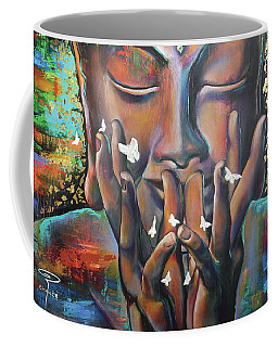 Buddhaflies Coffee Mug