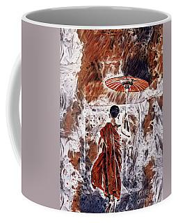Buddhist Monk Coffee Mug
