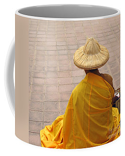 Buddhist Monk Coffee Mug