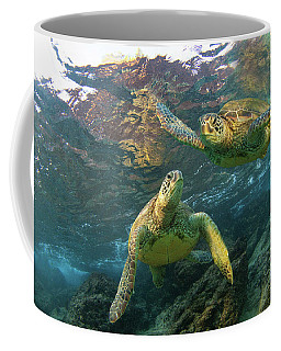 Friends Coffee Mug by James Roemmling