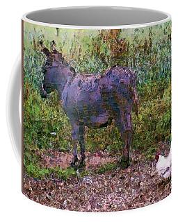 Buddies Take A Walk Coffee Mug
