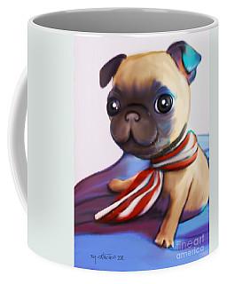 Buddy The Pug Coffee Mug