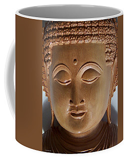 Budha Coffee Mug by Suhas Tavkar