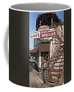 Bud's Broiler New Orleans Coffee Mug