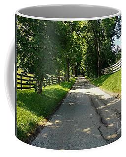 Bluegrass Morning Coffee Mug