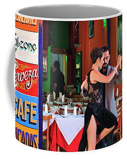 Coffee Mug featuring the photograph Buenos Aires 0010 by Bernardo Galmarini