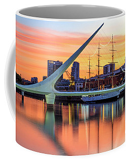 Coffee Mug featuring the photograph Buenos Aires 0016 by Bernardo Galmarini