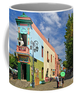 Coffee Mug featuring the photograph Buenos Aires 0017 by Bernardo Galmarini