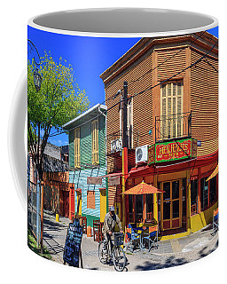 Coffee Mug featuring the photograph Buenos Aires 0020 by Bernardo Galmarini