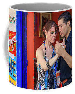 Coffee Mug featuring the photograph Buenos Aires 0022 by Bernardo Galmarini
