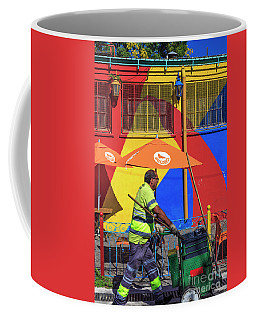 Coffee Mug featuring the photograph Buenos Aires 0026 by Bernardo Galmarini