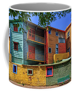 Coffee Mug featuring the photograph Buenos Aires 0027 by Bernardo Galmarini
