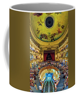 Coffee Mug featuring the photograph Buenos Aires 0031 by Bernardo Galmarini