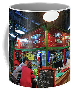 Coffee Mug featuring the photograph Buenos Aires 0032 by Bernardo Galmarini