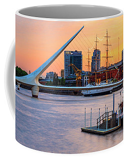 Coffee Mug featuring the photograph Buenos Aires 0034 by Bernardo Galmarini
