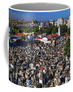 Coffee Mug featuring the photograph Buenos Aires 0036 by Bernardo Galmarini