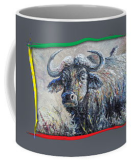 Buffalo And Bird Coffee Mug