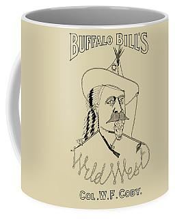 Buffalo Bill's Wild West - American History Coffee Mug