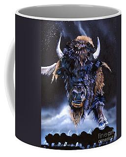Buffalo Medicine Coffee Mug