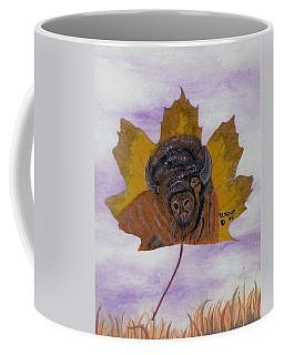 Buffalo Profile Coffee Mug