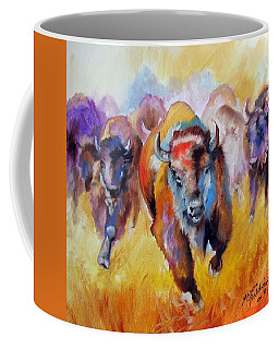 Buffalo Run 16 Coffee Mug