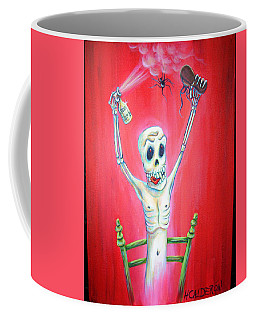 Bug Bomb Coffee Mug