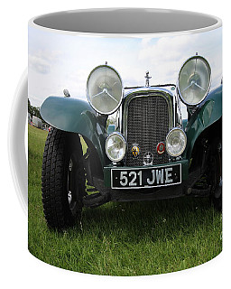 Bug Eye Jaguar Coffee Mug