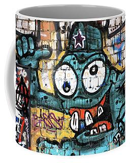 Bug-eyed In Berlin Coffee Mug
