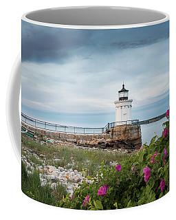 Bug Light Blooms Coffee Mug