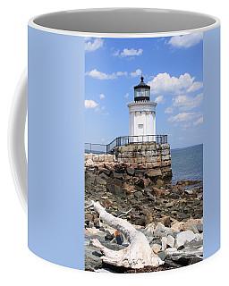Bug Lighthouse Coffee Mug