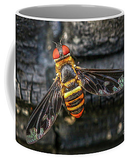 Bug With Red Eyes Coffee Mug