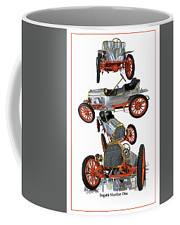 Bugatti Number One Coffee Mug
