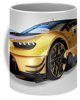 Bugatti Vision Gran Turismo Coffee Mug