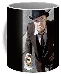 Bugged Man Coffee Mug
