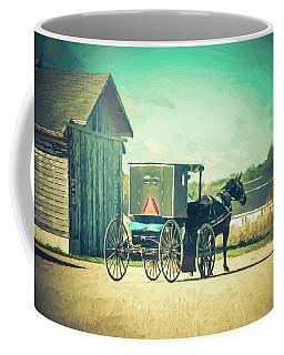 Buggy Ride Coffee Mug