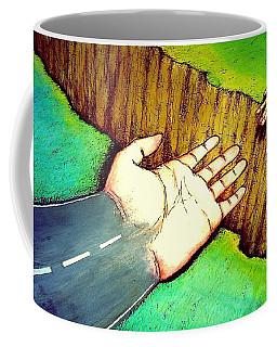 Building Bridges Coffee Mug by Paulo Zerbato