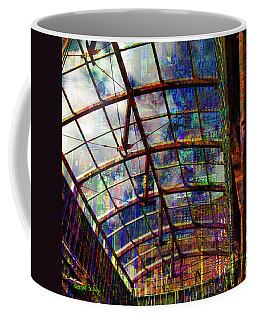 Building For The Future Coffee Mug