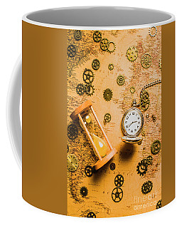 Building The Wayback Machine Coffee Mug