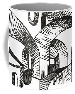 Buildings 1 2015 - Aceo Coffee Mug
