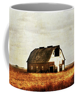 Coffee Mug featuring the photograph Built To Last by Julie Hamilton