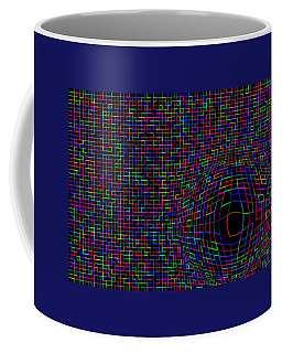 Coffee Mug featuring the photograph Bulgeous by Mark Blauhoefer